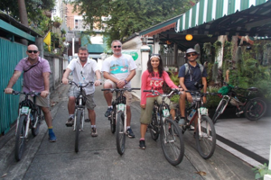 Half Day Siam Boran Bicycle Tour Bangkok