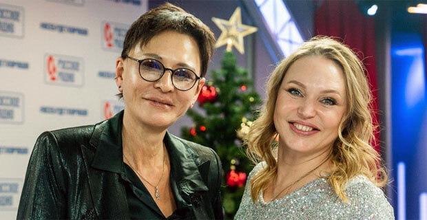Ирина Хакамада и Алла Довлатова устроили рождественские «танцульки» на «Русском Радио» - Новости радио OnAir.ru