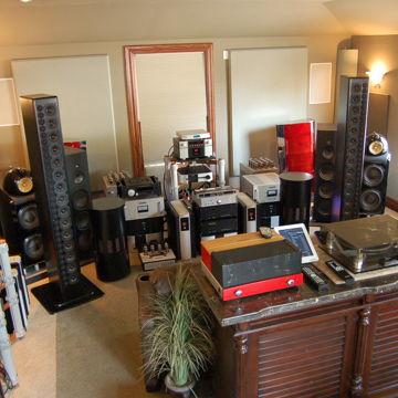 Model 15 Speaker System