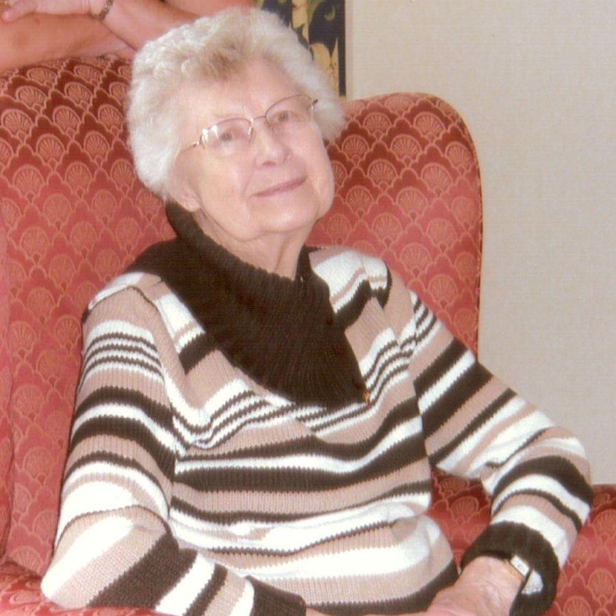 Fredia Anne Smith