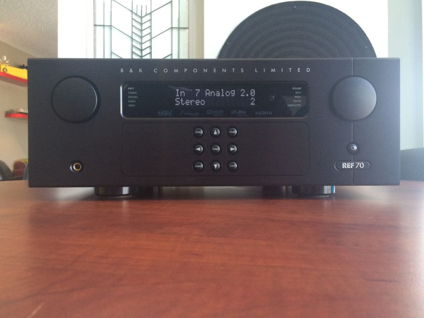 B & K Reference 70 Home Theater Preamp/Processor, w/Remote, Excellent Condition