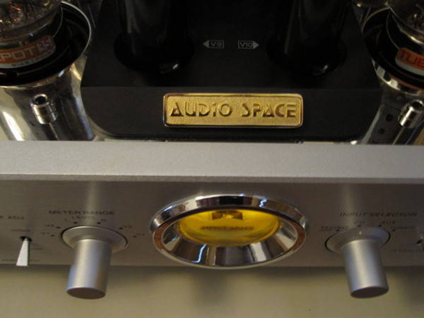 Audio Space reference 3.1 kt88 integrated vacuum tube amp-new