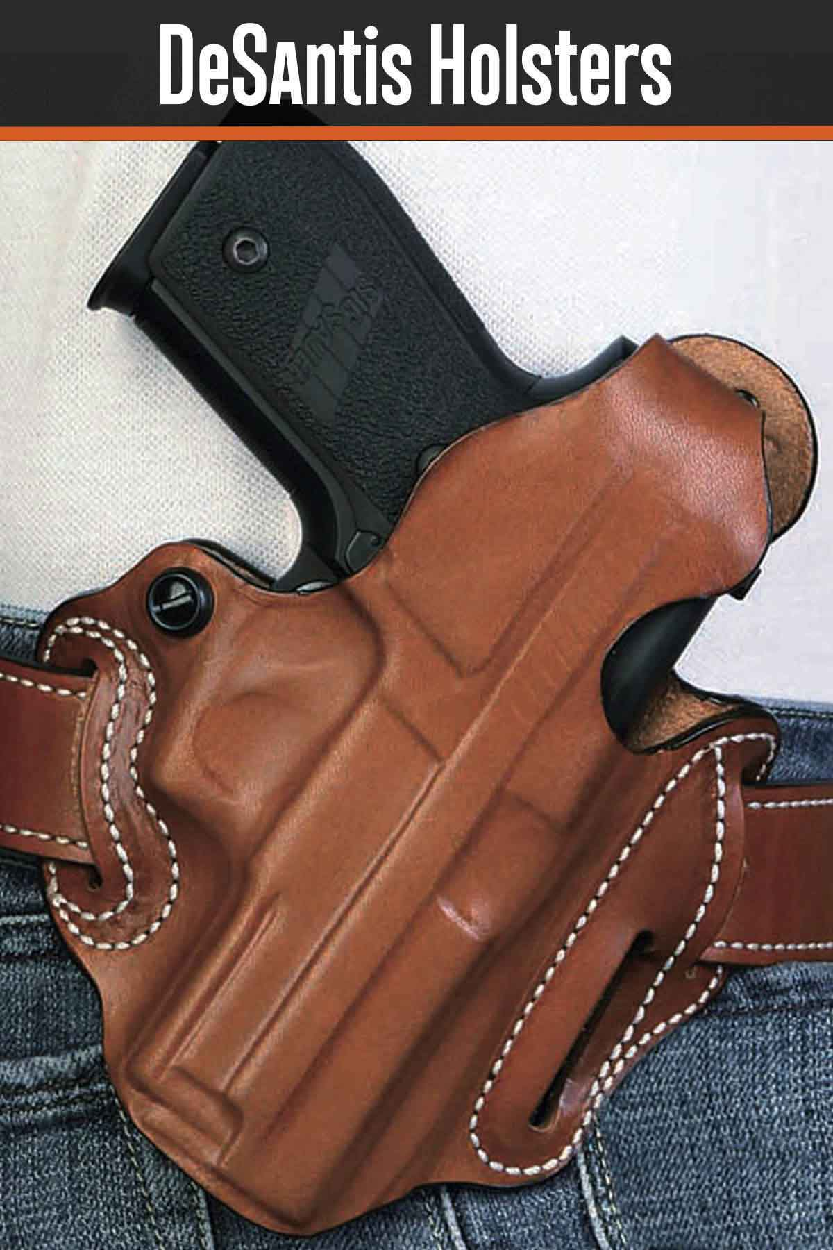 desantis tactical holsters IWB OWB concealed carry