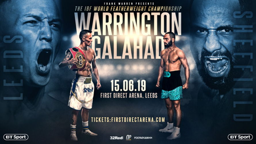 Upcoming boxing fights in UK
