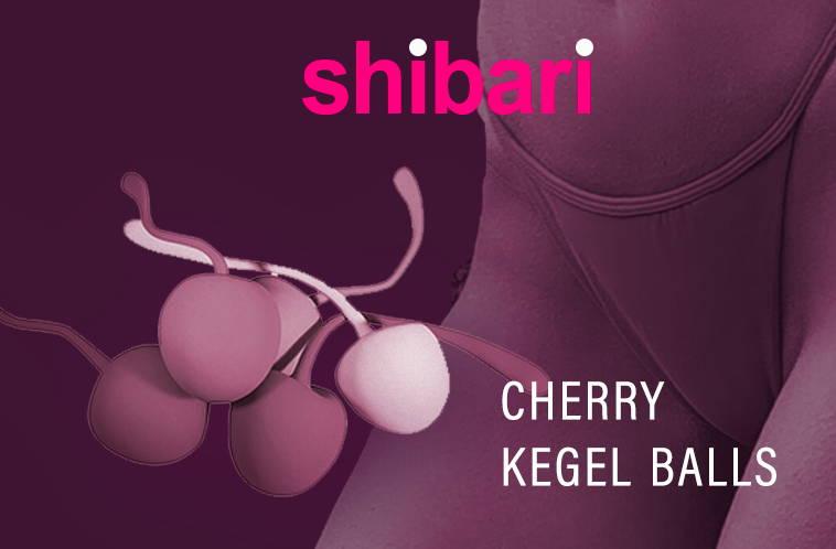 Shibari Cherry Kegel Balls