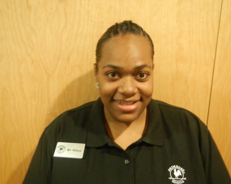 Alicia Williams , Assistant Teacher- Pre-Kindergarten 1
