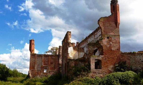 Светлогорск. Замок Шаакен