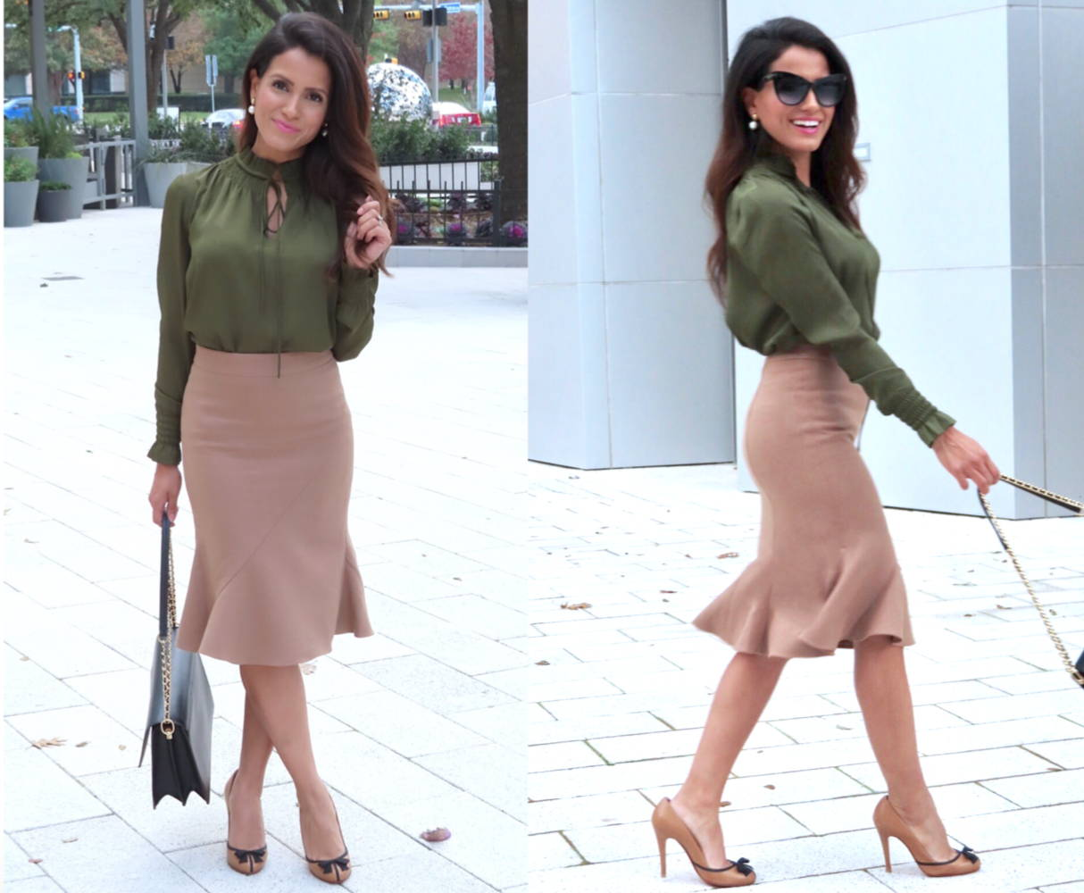 Rita Phil custom pencil skirts | Algorithm 2__Size you B