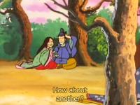 Ataru Genji Visits Heinkyo
