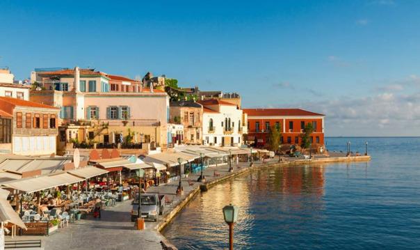 Западный Крит: Ретимно — озеро Курнас — Ханья