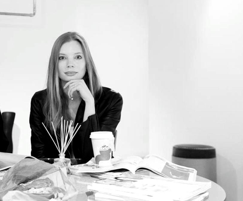 Nadja Forsberg Swedish Stockings Sustainable Pantyhose