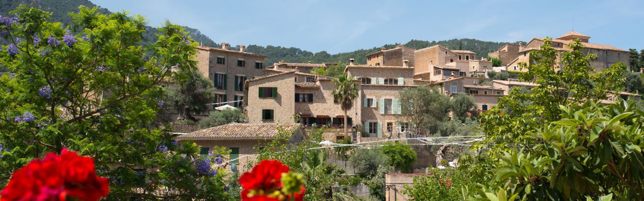 Puerto Andratx - Deia in the Tramuntana Mountains
