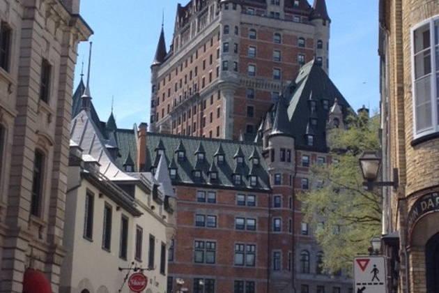 Пешеходная экскурсия по Старому Квебеку