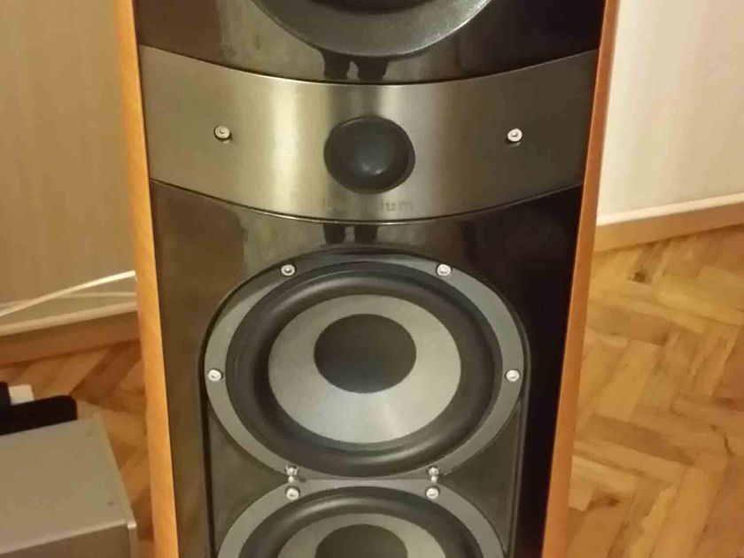 Focal Electra 1037 BE with Soundcare SuperSpikes
