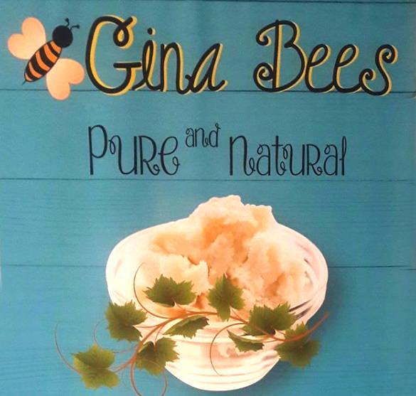 Gina Bees Logo
