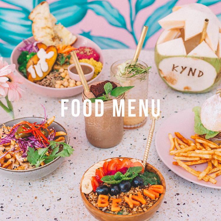 FOOD MENU BUTTON - KYND COMMUNITY BALI