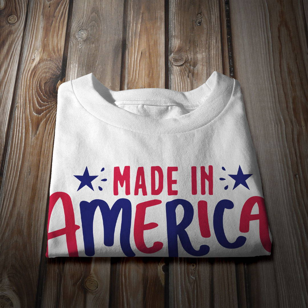 Custom Shirts All Designed And Printed in the USA