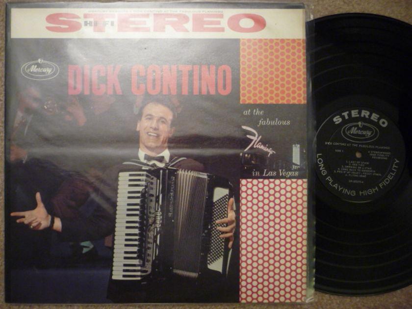 DICK CONTINO - HI FI STEREO  Mercruy LP