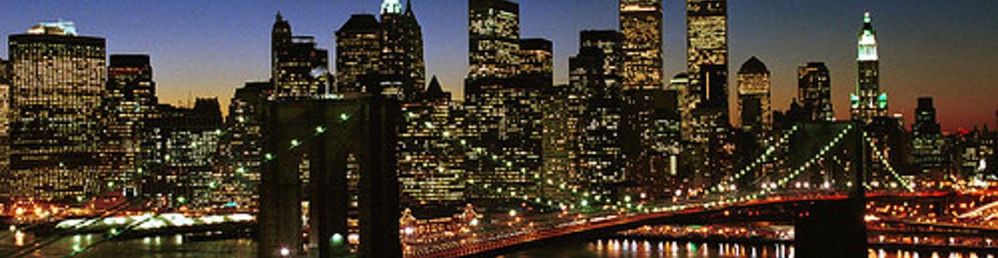 Самые известные здания и мосты Нью-Йорка