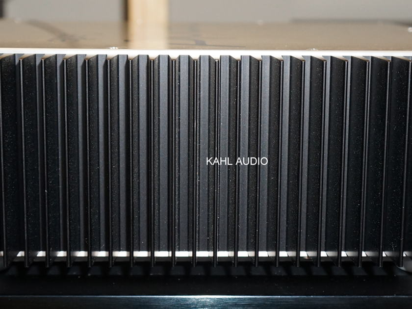 Behold Audio Gentle G192 integrated amp/DAC. 100-240V! RARE! $28,000 MSRP