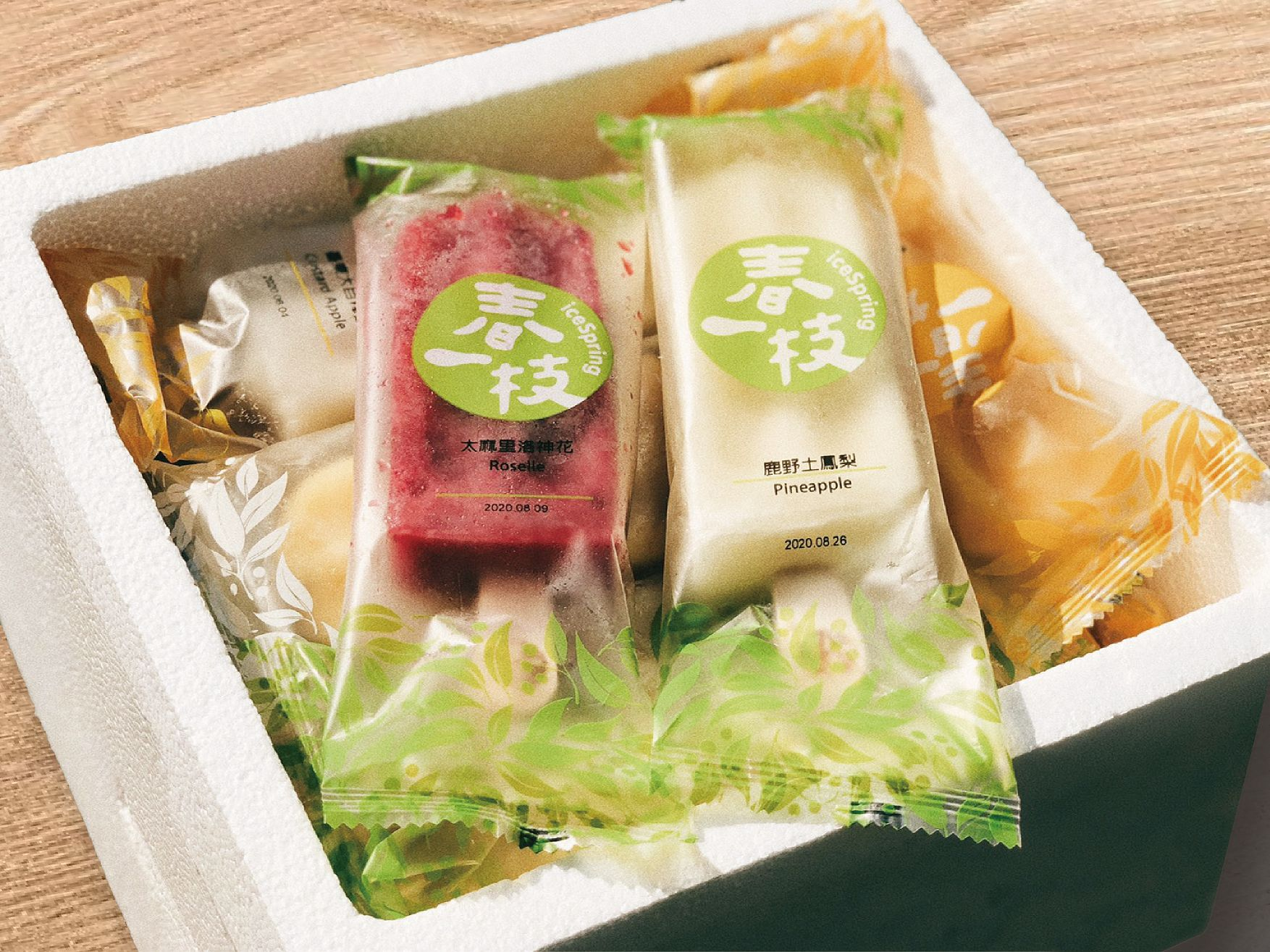 冰棒首選品牌|台灣水果的味道