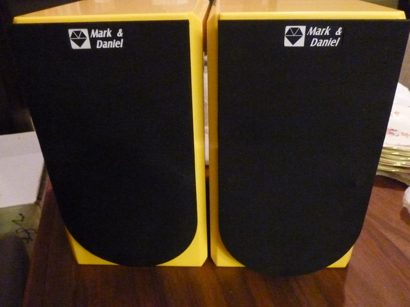 Mark and Daniel Topaz Monitors/Speakers with Color Upgrade