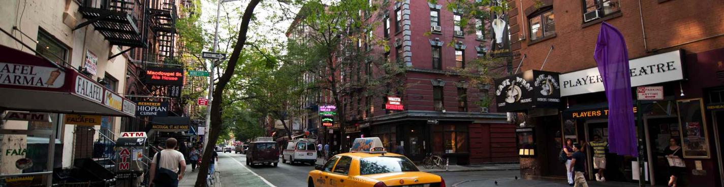 Экскурсия в SoHo, Greenwich Village и Little Italy