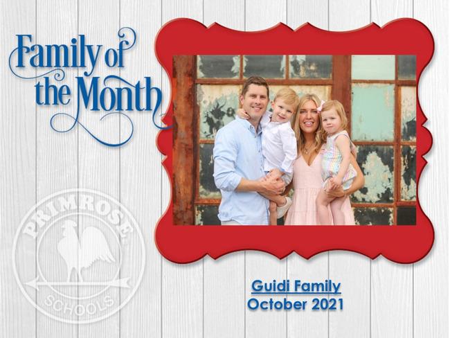 Guidi Family