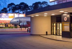 alliierten museum eingang
