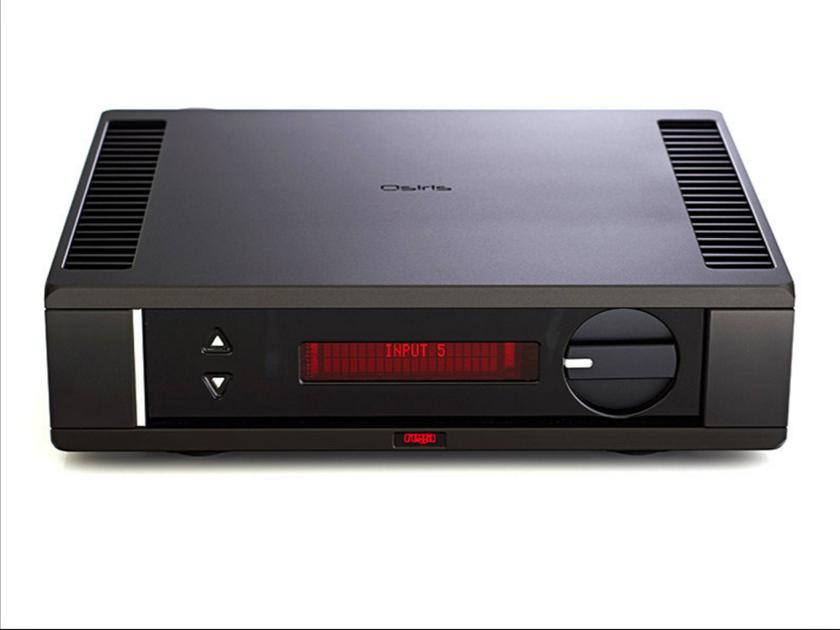 Rega  Osiris Integrated Amplifier (want to buy)