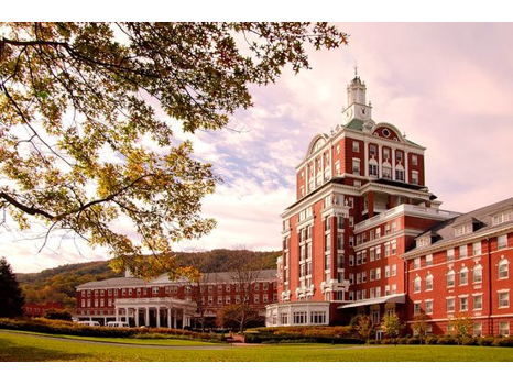 1-Night Midweek Stay for 2 at The Omni Homestead