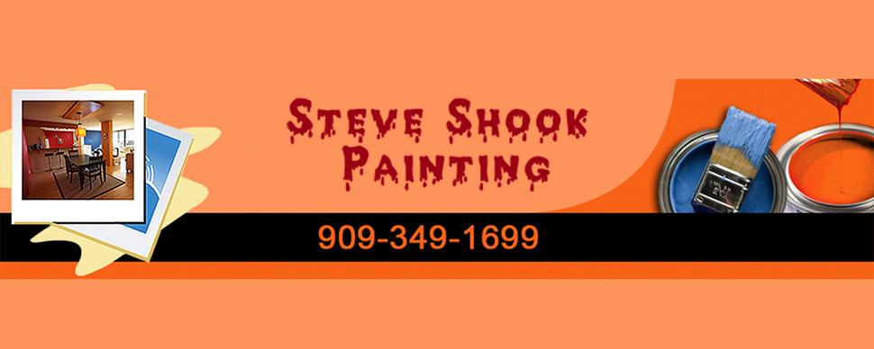 Steve Shook Painting