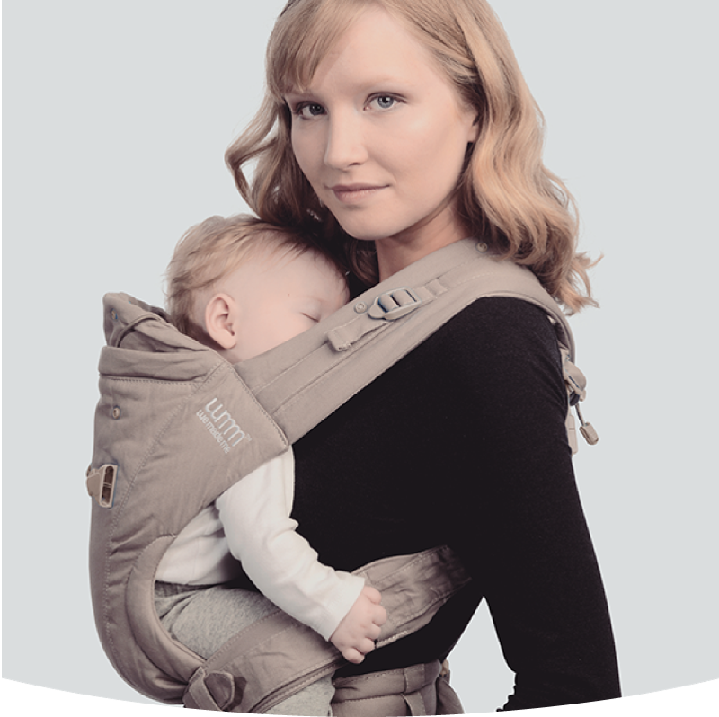 imagine deluxe baby carrier by WeMadeMe®
