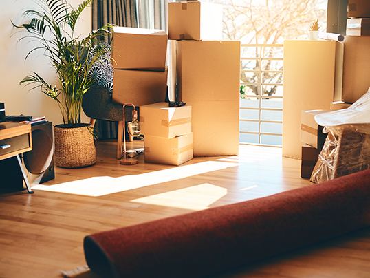 Hamburg - Move stress-free into your new home: Our moving house checklist facilitates planning and shows what needs to be done before, during and after the move.