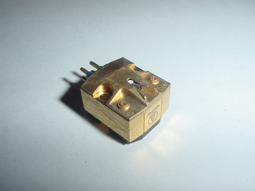 Audio Technica AT-33ML/OCC low output moving coil LOMC Audio Technica