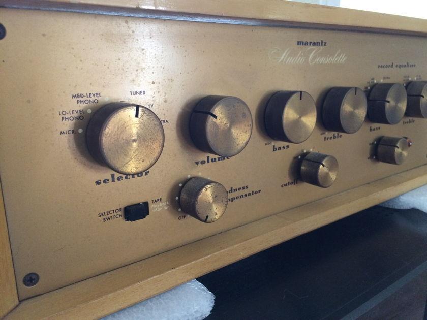 Marantz Model 1 Audio Consolette