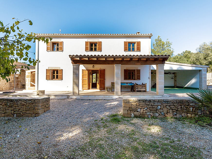 Pollensa - Gorgeous country house with guest house