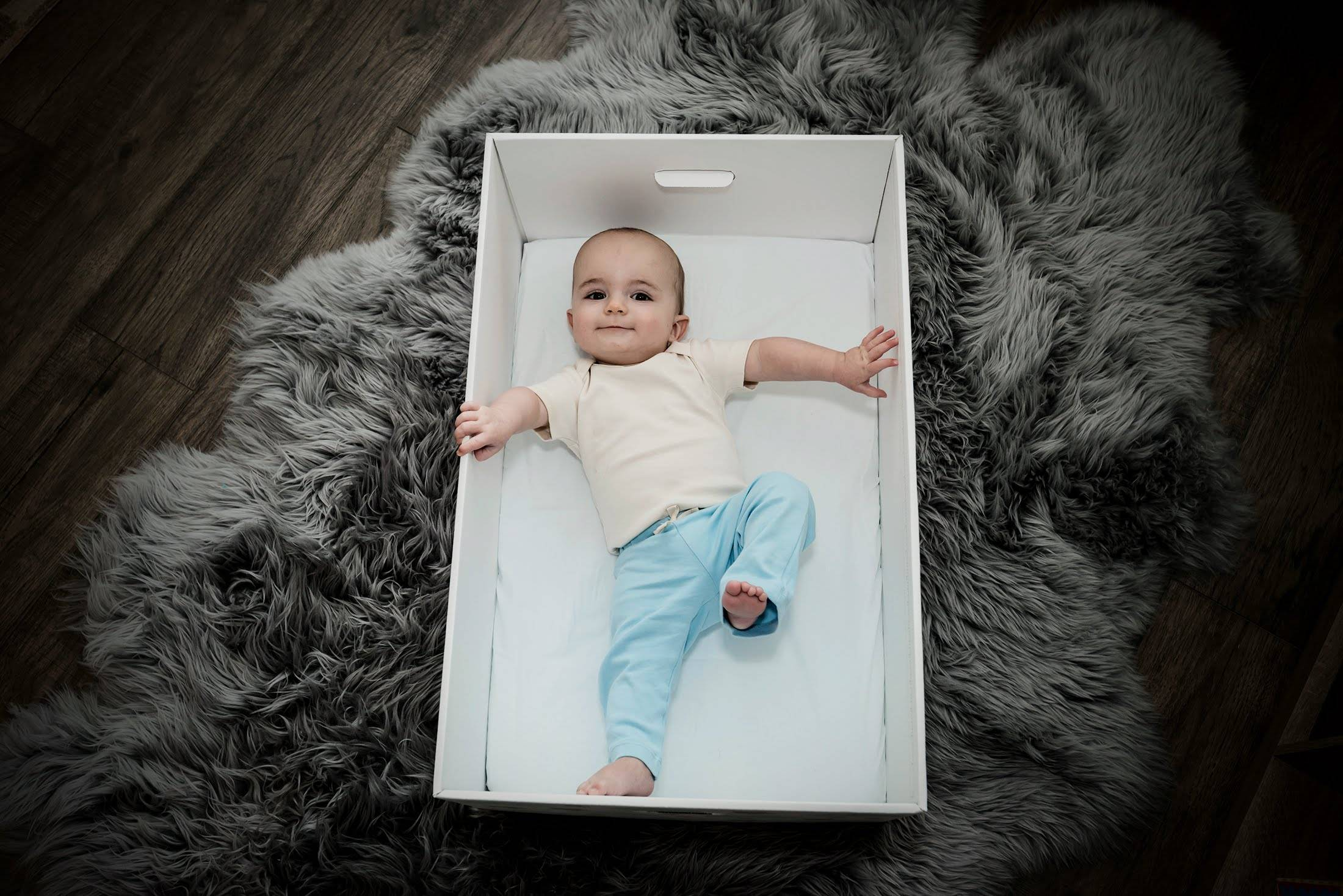 What is a baby box? | Finnbin Baby Box Company