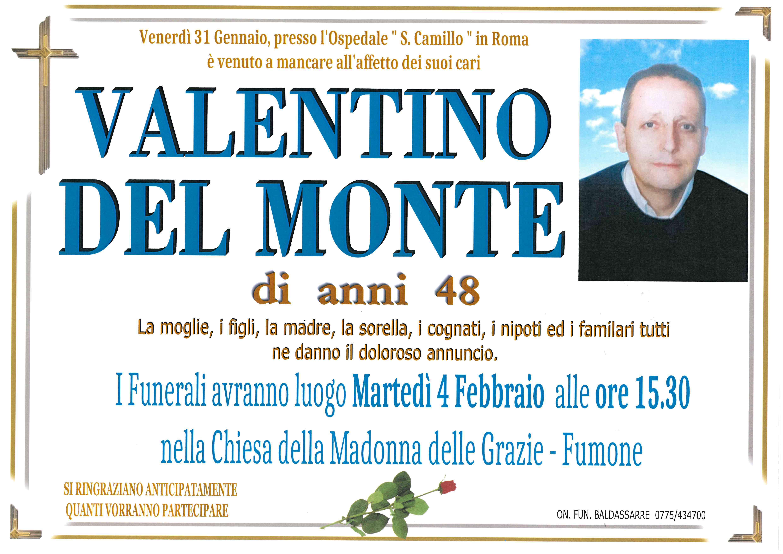 Valentino Del Monte
