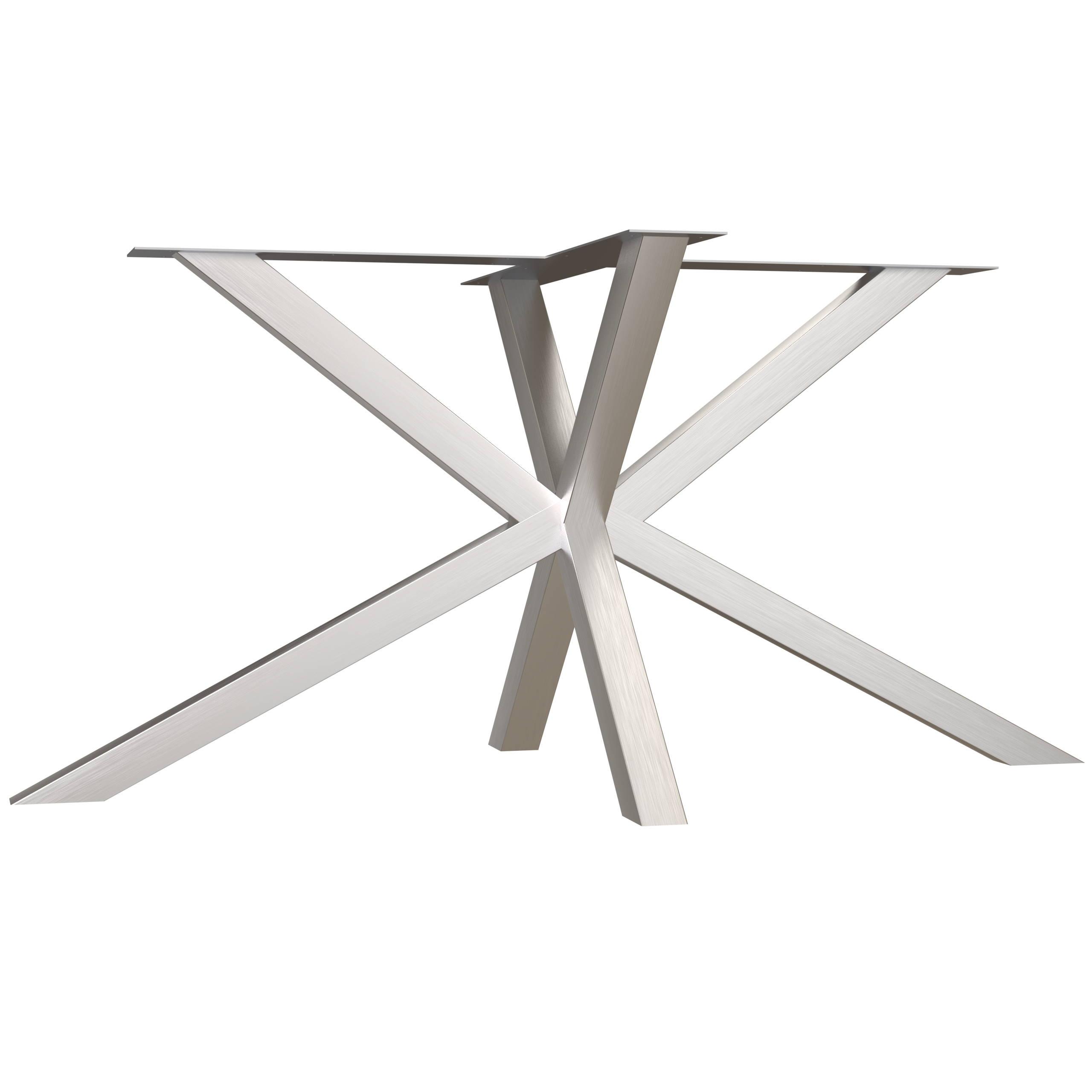 Tafelonderstel RVS zonder tafelblad