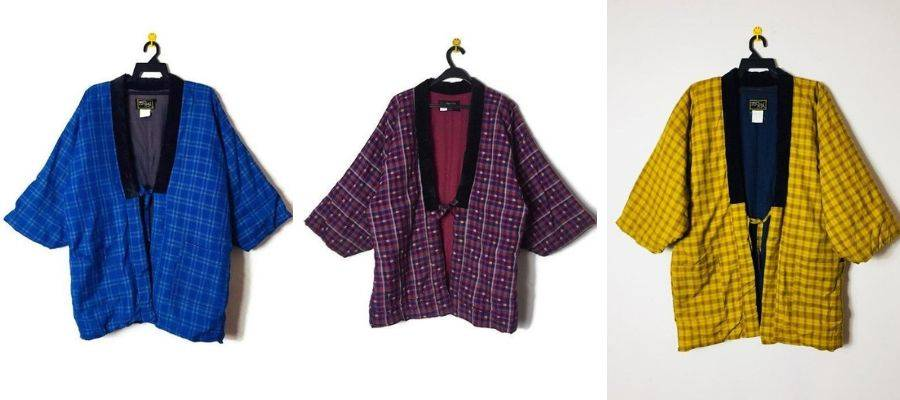 Vintage Hanten Jackets