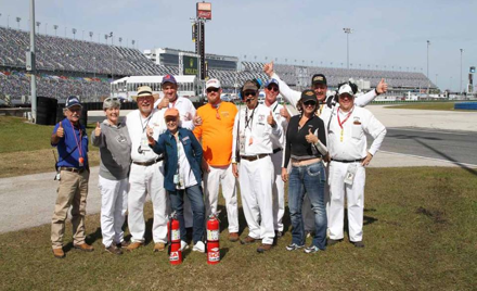 Track Event - Daytona - Worker Registration