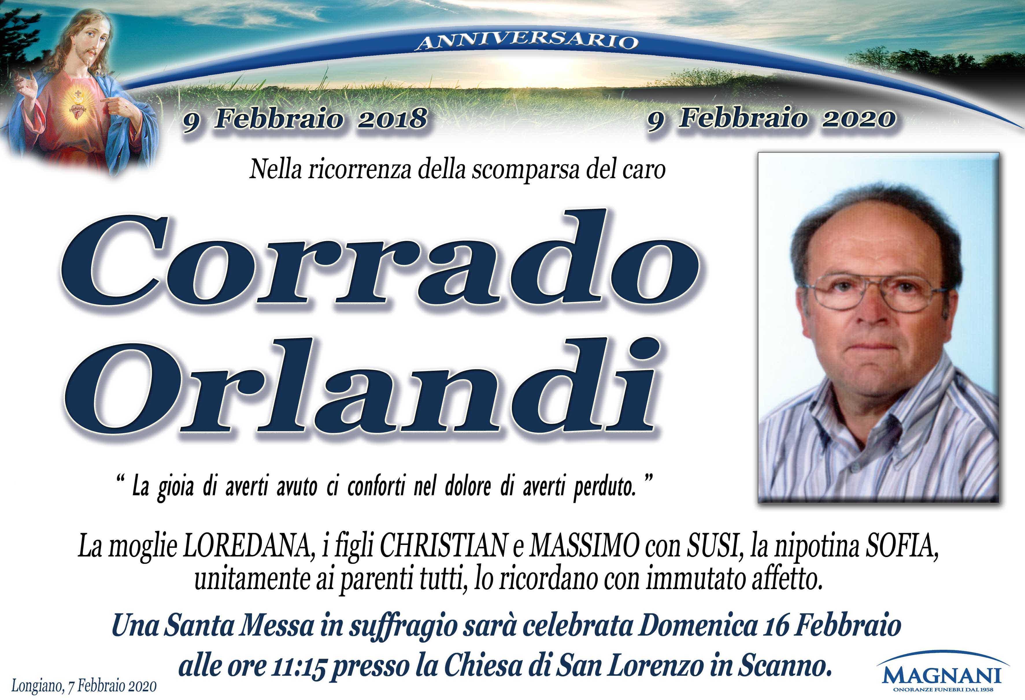 Corrado Orlandi