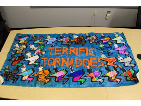 Ms. Hill's 3rd Grade Class Banner
