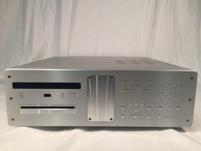 Krell Evolution 525AV Silver