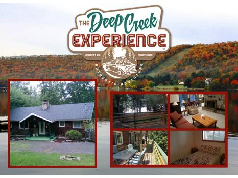 4 Night Stay in Deep Creek, MD