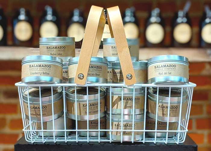100% Natural Soy Candles at Marketplace