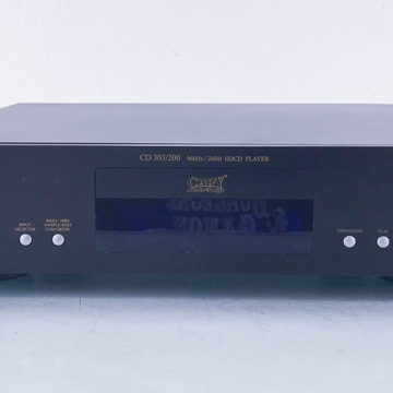CD 303/200 HDCD Player