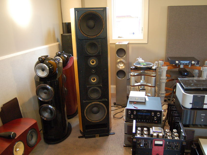 PBN Audio KAS Loudspeakers
