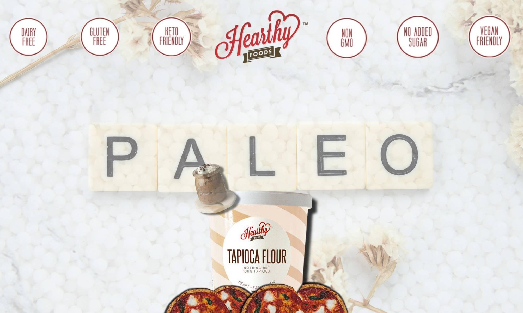 Hearthy Tapioca Flour